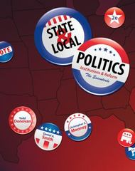 State & Local Politics 2nd edition 9780495908104 049590810X