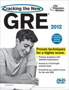 Cracking the New GRE with DVD, 2012 Edition 0 9780375428197 0375428194