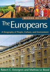 The Europeans 2nd Edition 9781593853846 159385384X
