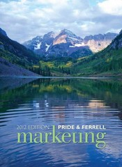 Marketing 2012 16th Edition 9780538475402 0538475404