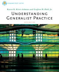 Brooks/Cole Empowerment Series: Understanding Generalist Practice 6th Edition 9780840033826 0840033826