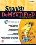 Spanish DeMYSTiFieD, Second Edition 2nd edition 9780071755924 0071755926