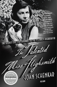 The Talented Miss Highsmith 1st edition 9780312363819 0312363818
