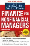 The McGraw-Hill 36-Hour Course: Finance for Non-Financial Managers 3/E 3rd edition 9780071749558 0071749551