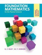 Student Solution Manual for Foundation Mathematics for the Physical Sciences 1st Edition 9780511911187 0511911181
