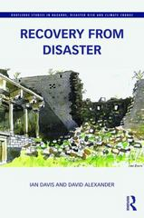 Recovery from Disaster 1st Edition 9780415611770 0415611776