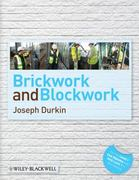 Brickwork and Blockwork 1st edition 9781405199773 1405199776