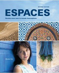 Espaces with Supersite Code 2nd edition 9781605762524 1605762520
