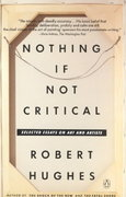 Nothing If Not Critical 1st Edition 9780140165241 014016524X