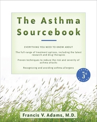 The Asthma Sourcebook 3rd edition 9780071476522 0071476520