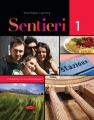 Sentieri, Level 1 1st Edition 9781605767833 1605767832