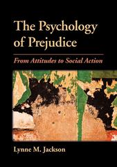 The Psychology of Prejudice 1st Edition 9781433809200 1433809206