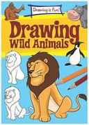 Drawing Wild Animals 1st edition 9781433950322 1433950324