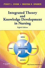 Integrated Theory & Knowledge Development in Nursing 8th edition 9780323077187 0323077188