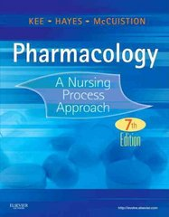 Pharmacology 7th edition 9781437717112 143771711X