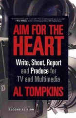 Aim for the Heart 2nd Edition 9781608716746 1608716740