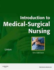 Introduction to Medical-Surgical Nursing 5th Edition 9781437717082 143771708X