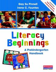 Literacy Beginnings 1st edition 9780325028767 0325028761