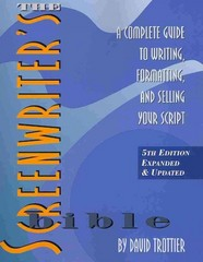 Screenwriter's Bible 5th Edition 5th edition 9781935247029 1935247026