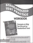 Glencoe World History: Modern Times, Standardized Test Practice Workbook, Student Edition 1st edition 9780078782619 0078782619