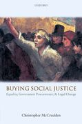 Buying Social Justice 0 9780199232420 0199232423