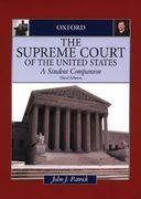 The Supreme Court of the United States 3rd edition 9780195309256 0195309251
