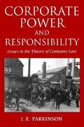 Corporate Power and Responsibility 0 9780198259893 0198259891