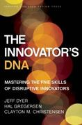 The Innovator's DNA 1st Edition 9781422134818 1422134814