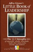 The Little Book of Leadership 1st edition 9780470944578 0470944579