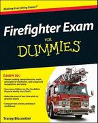 Firefighter Exam For Dummies 1st Edition 9780470769461 0470769467