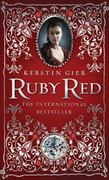 Ruby Red 1st Edition 9780805092523 0805092528
