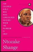 For colored girls who have considered suicide/When the rainbow is enuf 0 9781451624205 1451624204