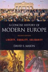 A Concise History of Modern Europe 2nd edition 9781442205345 1442205342