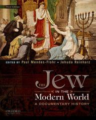 The Jew in the Modern World 3rd edition 9780195389067 0195389069