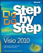 Microsoft Visio 2010 Step by Step 1st Edition 9780735648876 0735648875