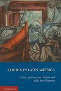 Courts in Latin America 0 9781107001091 1107001099