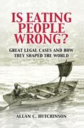 Is Eating People Wrong 1st Edition 9780521188517 0521188512