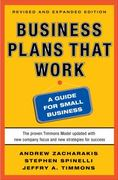Business Plans that Work: A Guide for Small Business 2/E 2nd Edition 9780071752572 0071752579