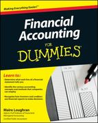 Financial Accounting For Dummies 1st edition 9780470930656 0470930659