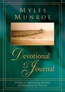 Myles Munroe Devotional and Journal 0 9780768424362 0768424364