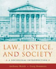 Law, Justice, and Society 0 9780195334081 0195334086