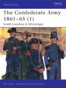 The Confederate Army 1861–65 (1) 0 9781841768496 1841768499