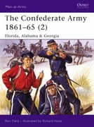 The Confederate Army 1861–65 (2) 0 9781841768502 1841768502