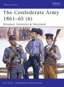 The Confederate Army 1861–65 (6) 0 9781846031885 1846031885
