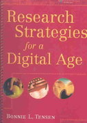 Research Strategies for a Digital Age (with InfoTrac) 1st edition 9780155059849 015505984X