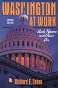 Washington At Work 2nd edition 9780023232008 0023232005