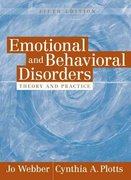 Emotional and Behavioral Disorders 5th Edition 9780205410668 0205410669