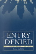 Entry Denied 1st Edition 9780816638048 0816638047