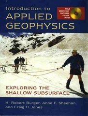 Introduction to Applied Geophysics 1st Edition 9780393926378 0393926370