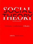 Social Theory 2nd edition 9781551118703 155111870X